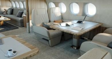 Exclusief - Airbus met ACJ-apparatuur