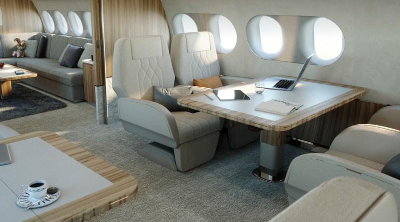Эксклюзив - Airbus с оборудованием ACJ