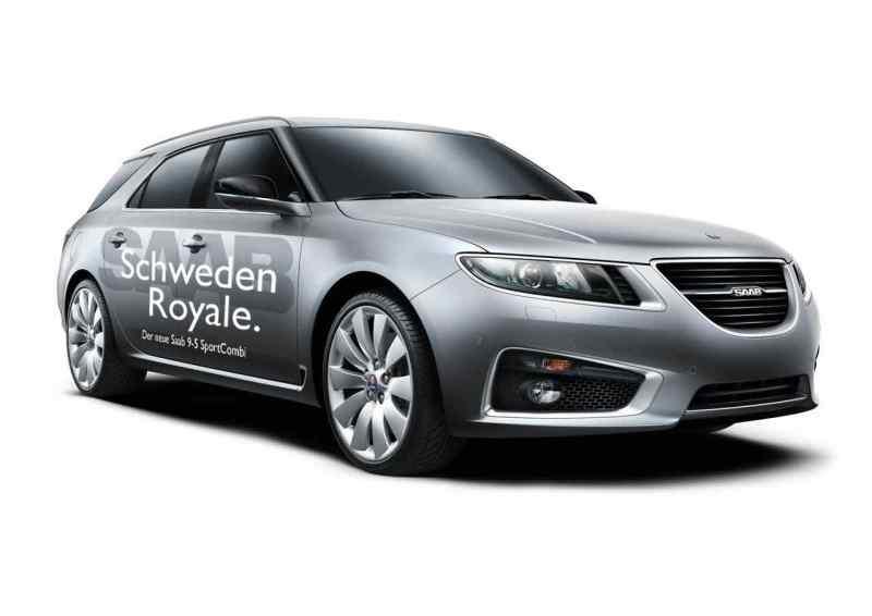 Saab pour l'IAA - projet de conception par Wolfgang Gilde