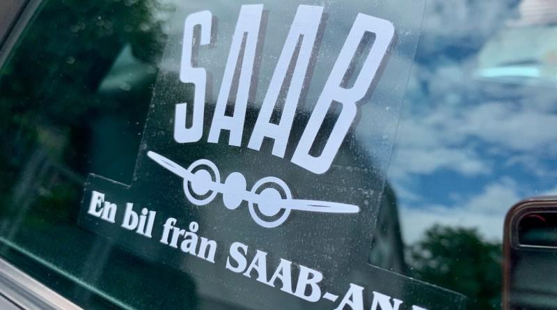 En bil från Saab ANA