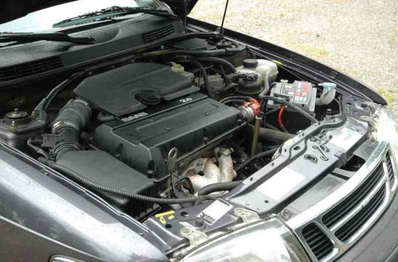 Motor de 2 litros - económico de mover