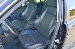 Sedili Saab con pregiata pelle premium