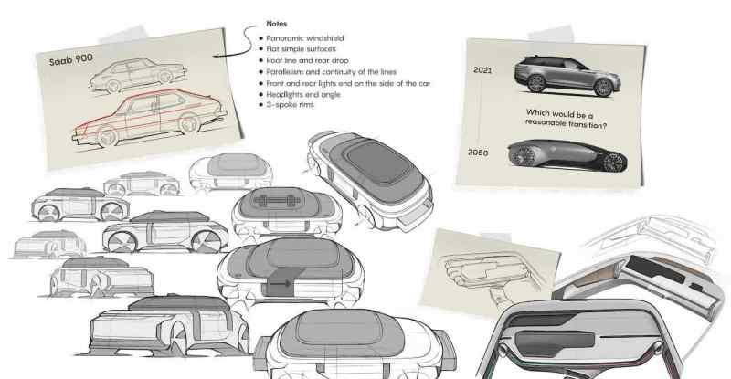 Concept Saab e900X