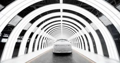 Tunnel leggero impianto Evergrande Nansha