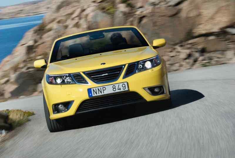 Kelley Blue Book recomenda o Saab 9-3 Cabriolet