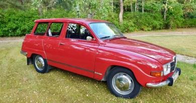 Saab 95 V4 1974