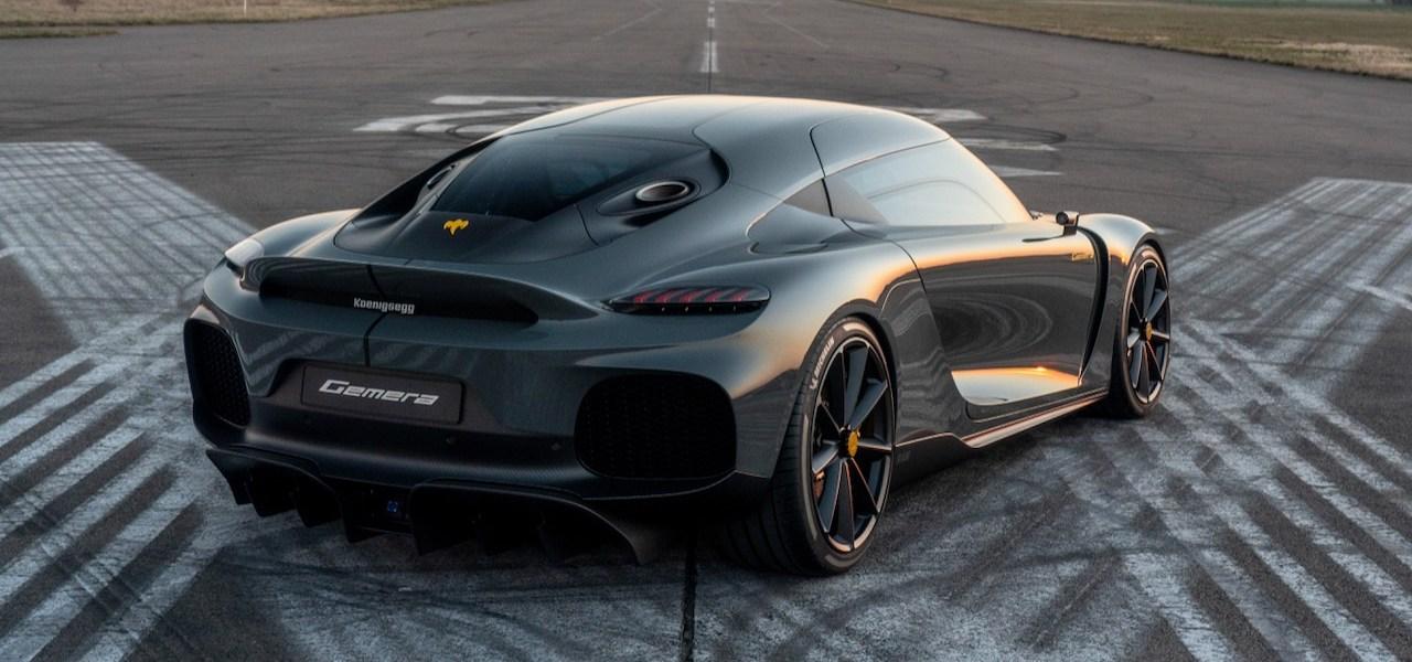 El nuevo Koenigsegg Gemera
