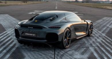 The new Koenigsegg Gemera