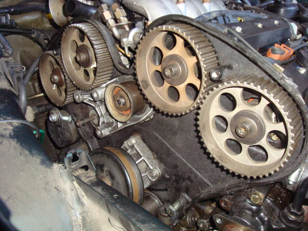 2004 Saab 9 3 Timing Belt