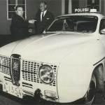 Saab 96 V4 1968