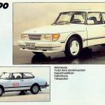 Saab 90 Lumikko - Magazine competition entry.