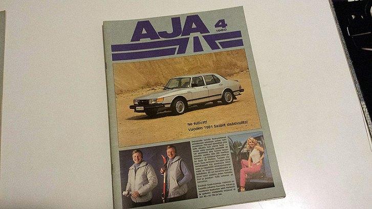 AJA 4 1980. 4 €.