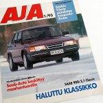 AJA 1 1993. 3 €.
