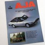AJA 2 1986. 4 €.