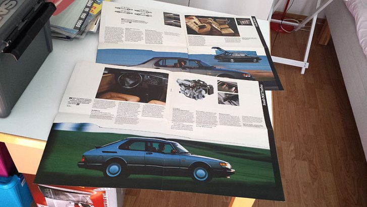9000 900 1986 - 16 sivua, A3! 5 €.