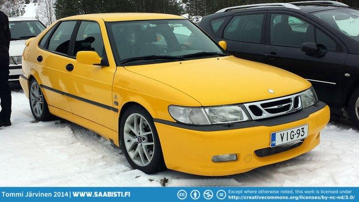 Saab 9-3 Viggen