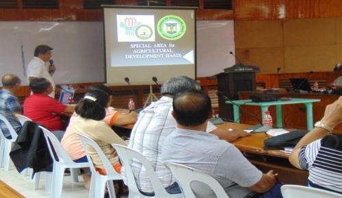 SAAD Program MANCOM in Eastern Samar 1