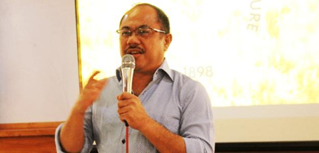 DA-SAAD Program Director Lerey A Panes