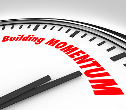 What to do now – don't lose your momentum