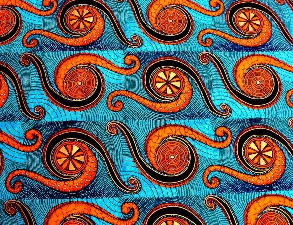 African Fabric Design Patterns