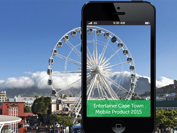 The Entertainer App – Cape Town 2015
