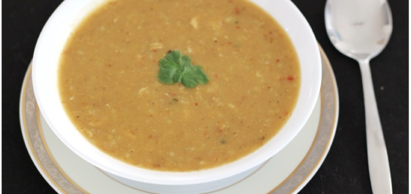 Ramadan Cheats: Easy Chicken Haleem