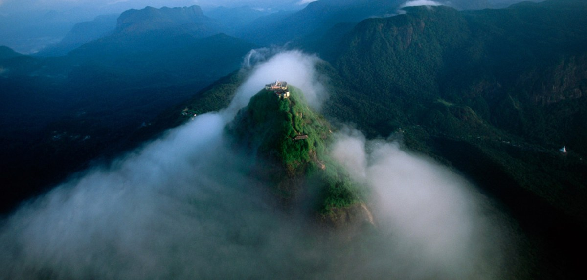 A day hike to Adam's Peak, Sri Lanka | My Travel Recitals