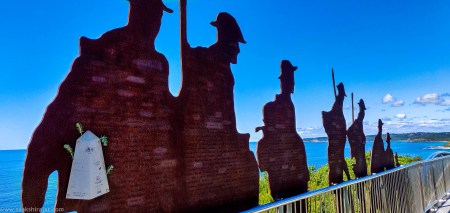 Anzac Memorial walk, New Castle
