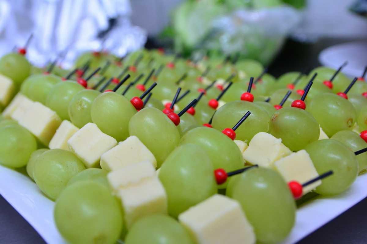 Catering  Partyservice fr Familienfeiern Geburtstage