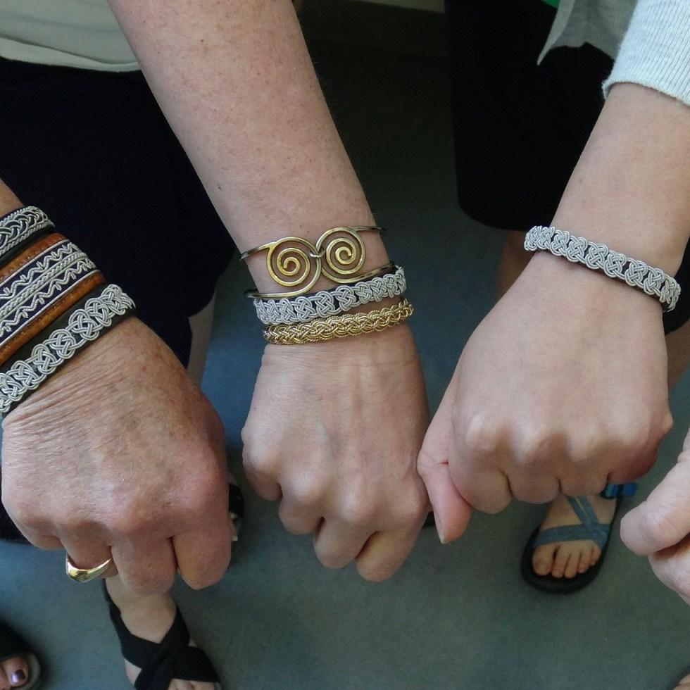 Student bracelets!