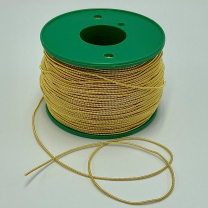 Gold thread for Saami Inspired Crafts