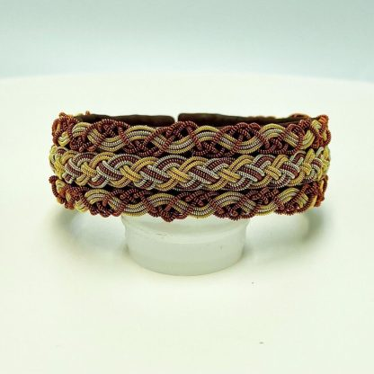 Sámi Inspired Candy Corn Bracelet