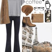 caffeine fix: coffee break - autumn edition