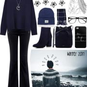 a cozy winter lookbook