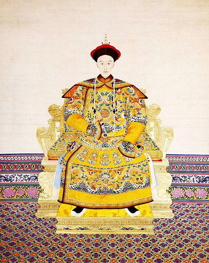 光緒皇帝 - 滿清皇帝
