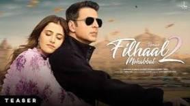 Filhaal 2 Mohabbat Song Lyrics in English