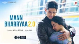 Mann Bharryaa 2.0 Song Lyrics in English - Shershaah (2021)