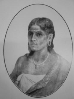 రవివర్మ అమ్మ ఉమా అంబాబాయి