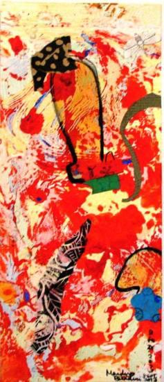 painting: Mandira Bhaduri