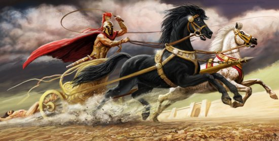 achilles_dragging_hector_s_body_in_front_of_troy__by_jacktzekov-d82vnjg