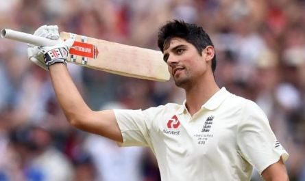 Ton-up Cook enjoys dream finish before Anderson rocks India