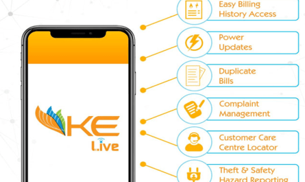 K-Electric Launches Mobile App & Web Portal for Customers