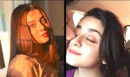 Alizeh Shah Become Next Leaked Photos and Videos Victim After Rabi Pirzada