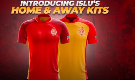 Islamabad United Announced Their Kits for Home and away Matches in PSL 2020