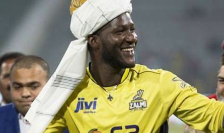 Darren Sammy Get Honorary Citizenship on Pakistan Day on 23rd March