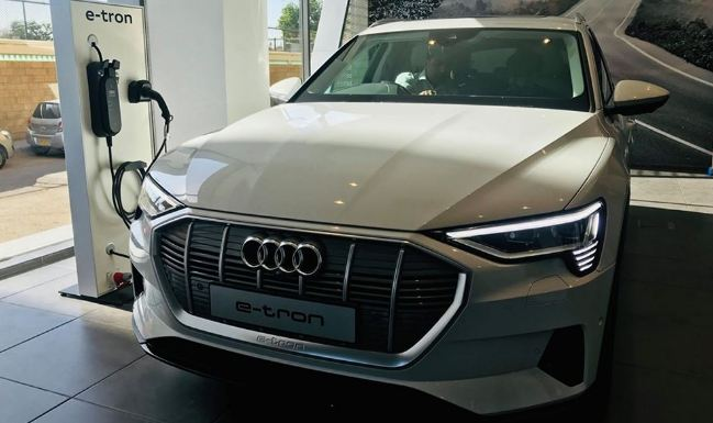Audi releases its First Electric SUV in Pakistan