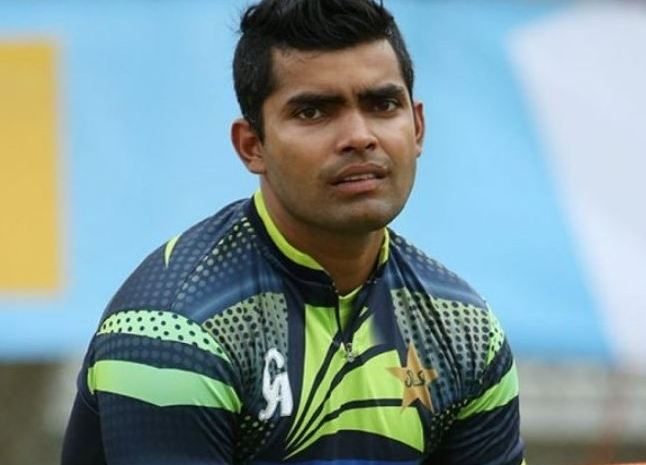 Umar Akmal Banned For 3 Years from All Types of Cricket