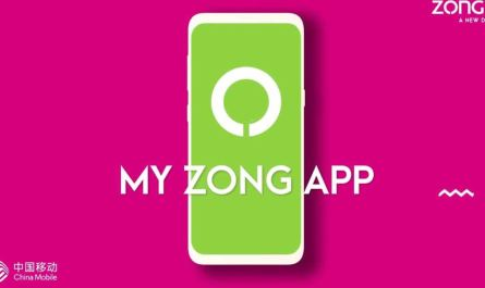 My Zong App Upgraded with Exciting Offers