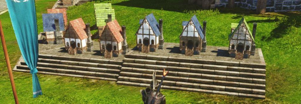 ArcheAge Houses