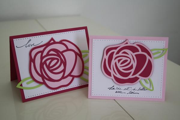 Un amour de rose